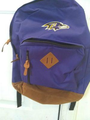 Ravens backpack for Sale in Millersville, MD