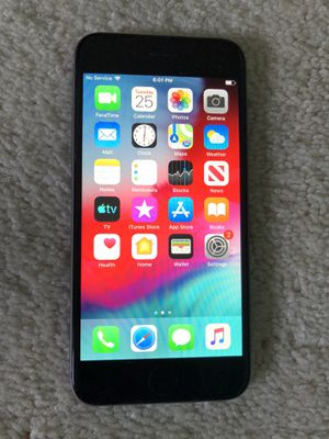 iPhone 6 unlocked for Sale in Hilliard, OH