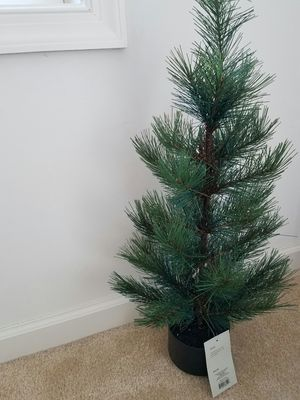 New Holiday Christmas Winter tree decor $6. Originally $24.99 at Target. for Sale in Potomac, MD