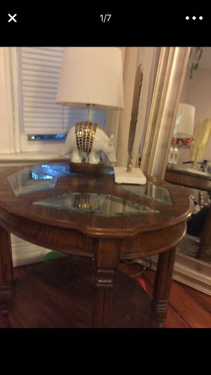 SELLING MATCHING END TABLE/COFFEE TABLE SET for Sale in Columbus, OH