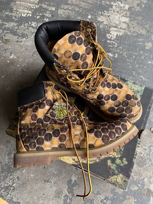 Timberland x Bee Line Exclusive Boots (women's sz 8) for Sale in Los Angeles, CA