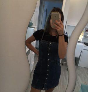 Jean dress for Sale in Glendora, NJ