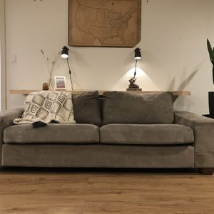 Modern Gray Couch for Sale in Estacada, OR