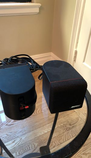 Bose pocket speakers for Sale in New York, NY