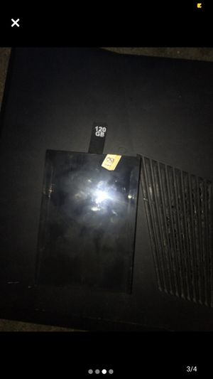 Xbox 360 hard drive 120 GB for Sale in Laveen Village, AZ