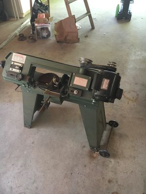 Metal band saw for Sale in Suttons Bay, MI