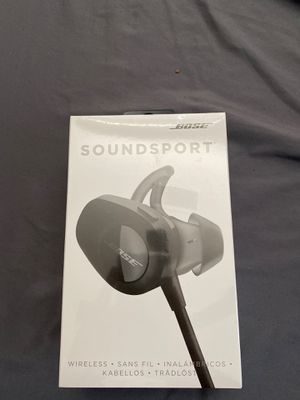 Bose sport Bose ear buds for Sale in Fresno, CA