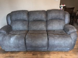 Electric sofa recliners and sofa for Sale in Columbia, MO