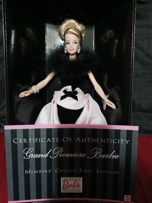 Highly collectable barbie collectors club edition for Sale in Chicago, IL