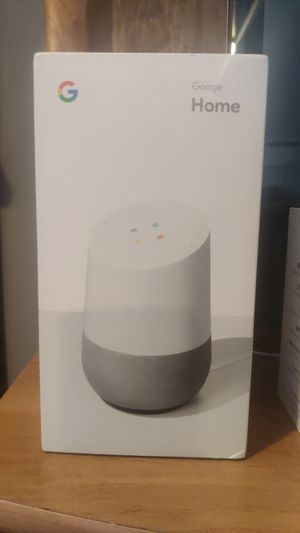 Google home and google home hub for Sale in Los Angeles, CA