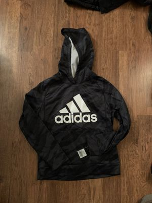 Adidas Sweater - Boys M 10 12 for Sale in Wheeling, IL