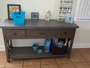 Buffet Table for Sale in Hollywood, FL