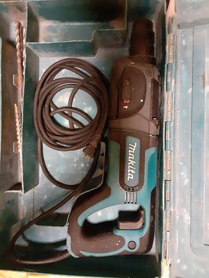 Makita hammer drill for Sale in Oakland, CA