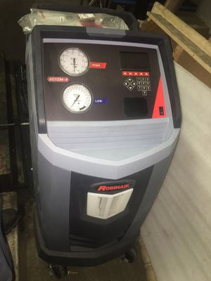 Robinair New Freon 1234 A/C Machine for Sale in Philadelphia, PA