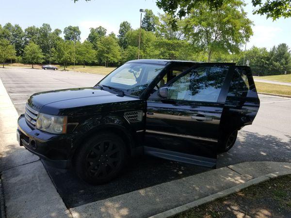 2007 Range Rover sport