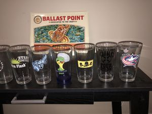 Beer Glass Collection. All Different. Awesome collection for Sale in Columbus, OH