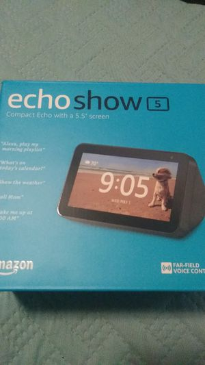 Echo Show 5 for Sale in Winter Haven, FL