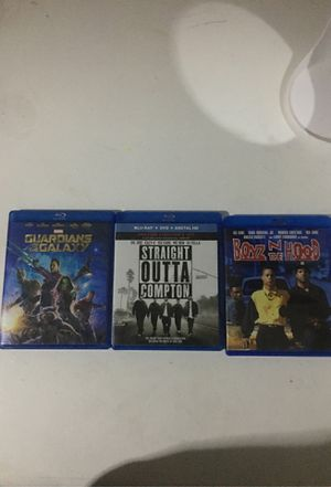 Blu-ray's movies for Sale in San Diego, CA
