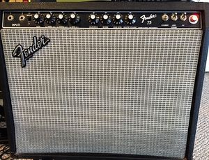 Fender 75 early '80s tube combo amp for Sale in Methuen, MA