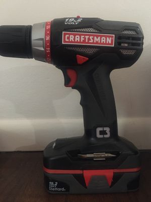Craftsman Drill for Sale in Normandy Park, WA