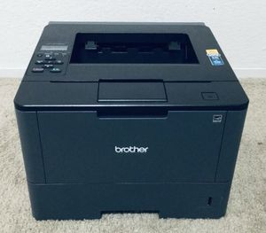 Brother Hl-L5100Dn printer w new toner for Sale in Crofton, MD