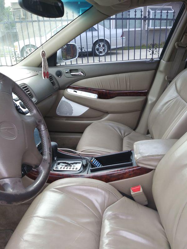 1999-2003 Acura TL Parts