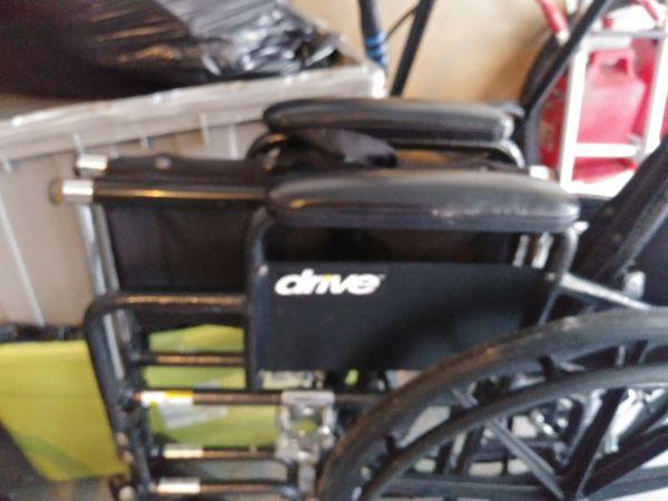 Wheel chair 50.00 OBO