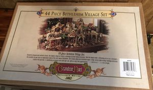 Bethlehem Christmas Set - 2002 Collectors Edition for Sale in Kingsport, TN