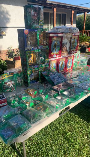Come out and find a lot of treasures hard to find stuff for Sale in Fresno, CA