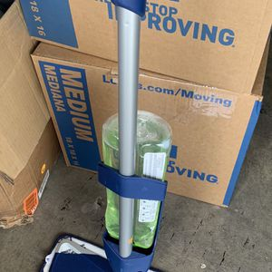 Bona Hard Floors Mop condition open box never used comes with the pad for Sale in Las Vegas, NV