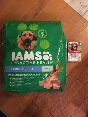 Iams and k9 for large dogs for Sale in Springfield, VA