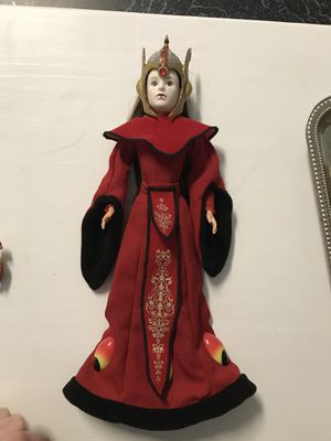 Star Wars Queen Amidala Barbie type doll for Sale in Ocoee, FL