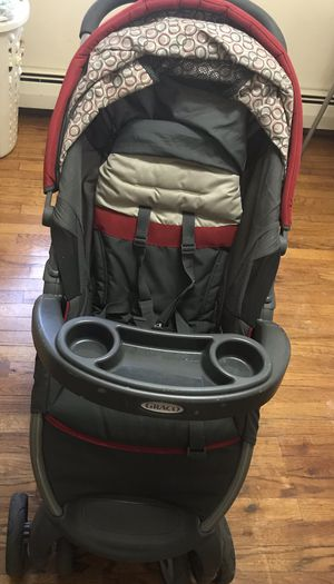 Graco stroller with infant car seat for Sale in Bayonne, NJ