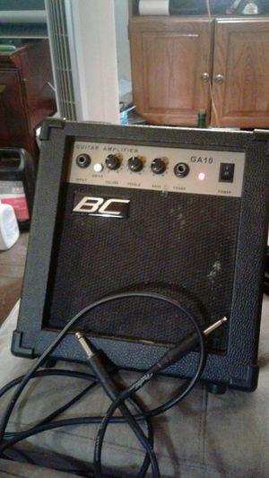 Nice little guitar amp B.C brand for Sale in Lexington, KY