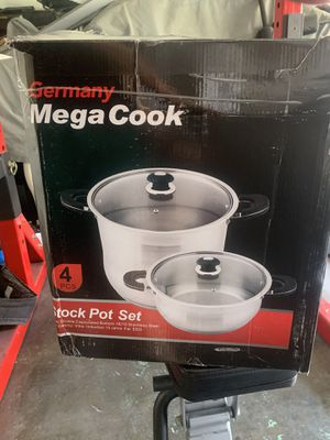 germany mega cook for Sale in Downey, CA