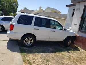 2004 Honda pilot salvage for Sale in Oakland, CA