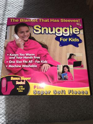 SNUGGIE FOR KIDS: MAKE AN OFFER for Sale in West Covina, CA