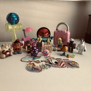 Assorted Girl Toys & Stickers for Sale in Middleburg, FL