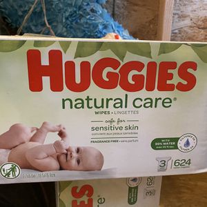 Huggies Wipes for Sale in Littlerock, CA