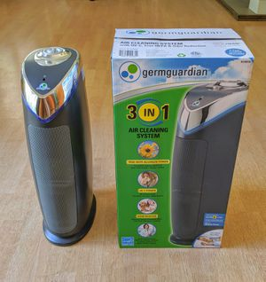 Germguardian Air Purifier AC4825E for Sale in Mountain View, CA