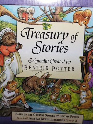 Treasury of stories by Beatrix potter for Sale in Zanesville, OH