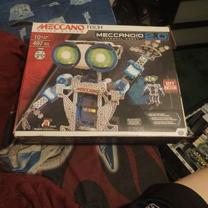 Mechanics 2.0 Personal Robot Toy for Sale in Chandler, AZ