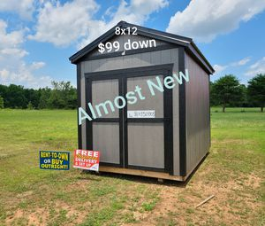 Utility shed 8×12 for Sale in Greenville, SC