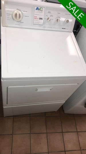 NO CREDIT!! Kenmore Works Perfect Electric Dryer CONTACT TODAY! #1517 for Sale in Fort Washington, MD