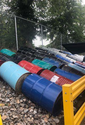 Steel barrel for Sale in Northfield, OH