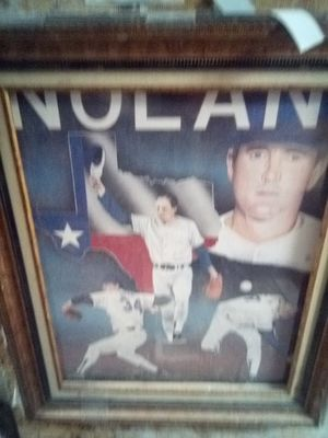 Nolan Ryan and the original Bull Durham Lithographs for Sale in Phoenix, AZ