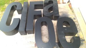 Metal Letters for Sale in Norman, OK