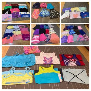 Girl's size 7-8 Summer clothes only $2 per item for Sale in Wheeling, IL