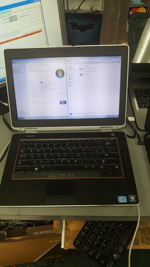 Dell Latitude laptop notebook computer intel i5 4gb ram 329gb hdd win 7 for Sale in Baltimore, MD