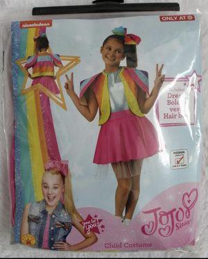 Nickelodeon Jojo Siwa Costume Medium 8/10 Dress, Bolero, Vest & Bow, NEW! Porch Pickup or Can Ship! for Sale in Roxbury Township, NJ